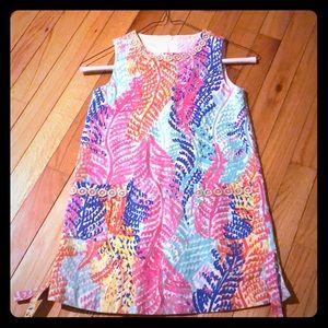 Girls Lily Shift Dress